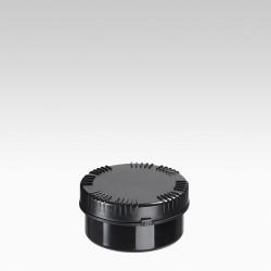 300 ml Packo, schwarz, UV-beständig